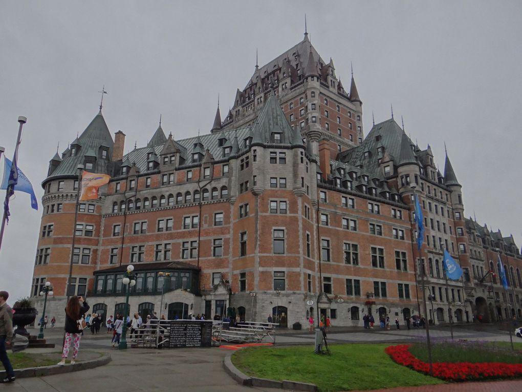 Album photos Québec 2015