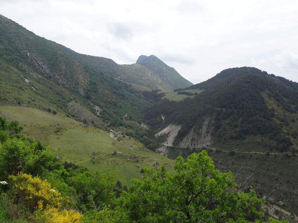 Fin de week-end dans le Buëch - Hautes-Alpes (9 et 10 juin 2019)