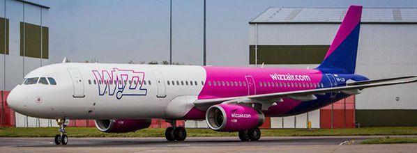 Wizz Air accélère le retour des bagages mal acheminés grâce à la solution SITA WolrdTRacer®