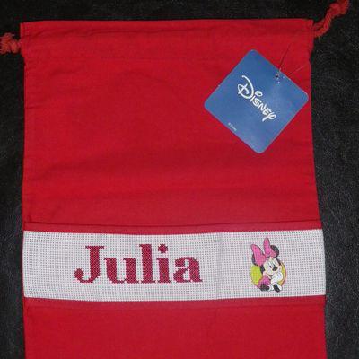 "Sac à doudou ""Julia"""