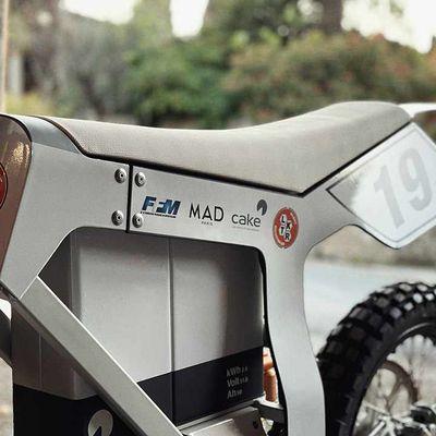 Moto électrique - le succès attendu dans le sport moto !