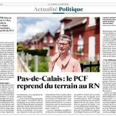 Pas-de-Calais : le PCF reprend du terrain au RN - Le blog de David Noël, militant communiste et syndicaliste du Pas-de-Calais