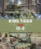 King Tiger vs IS-2