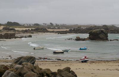 Le calme avant la tempête, Finistère.