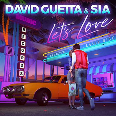 "Clip ""Let's Love"" de David Guetta & Sia 2020"