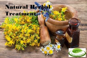 Natural Herbal Treatment with Effective Herbal Supplements