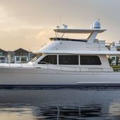Yachting - le Grand Banks 54 dévoilé en ouverture du Salon International de Palm Beach 2020 - ActuNautique.com