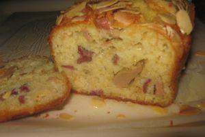 cake foie gras/magret fumé