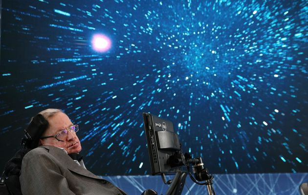 Hawking of the universe