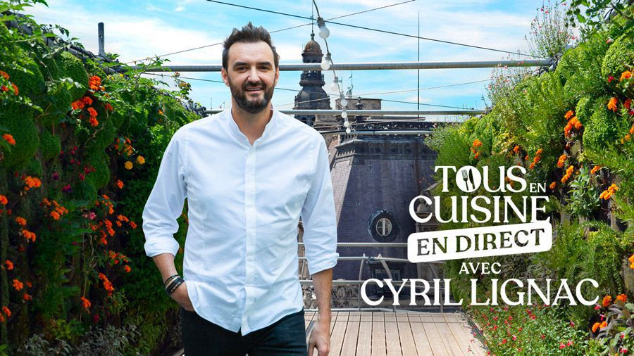 Tous en cuisine avec Cyril Lignac sur M6 - Les ingrédients de ce mercredi 1er septembre (Croissant au jambon et tiramisu aux fruits rouges revisité)