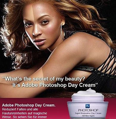 Adope Photoshop Day Cream :D