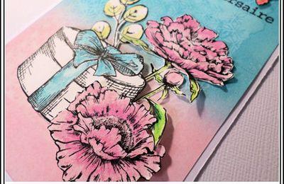Un peu de couleurs et des fleurs !