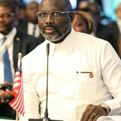 Liberia:President George Weah's Fight Against CoronaVirus (COVID -19) with special song.