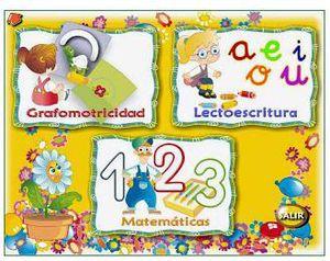 Lenguaje y Matemáticas 4 y 5 años