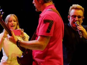 U2 -Ericsson Globe ,Stockholm,Suède (3) 21/09/2015