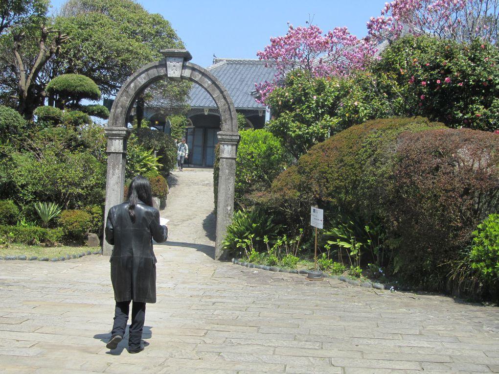 Album - japon-Glover-Garden