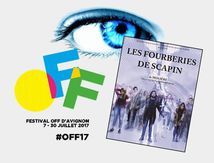 OFF17 - Les Fourberies de Scapin - Impressions
