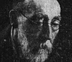 Antoine Meillet, l'homme au foulard blanc