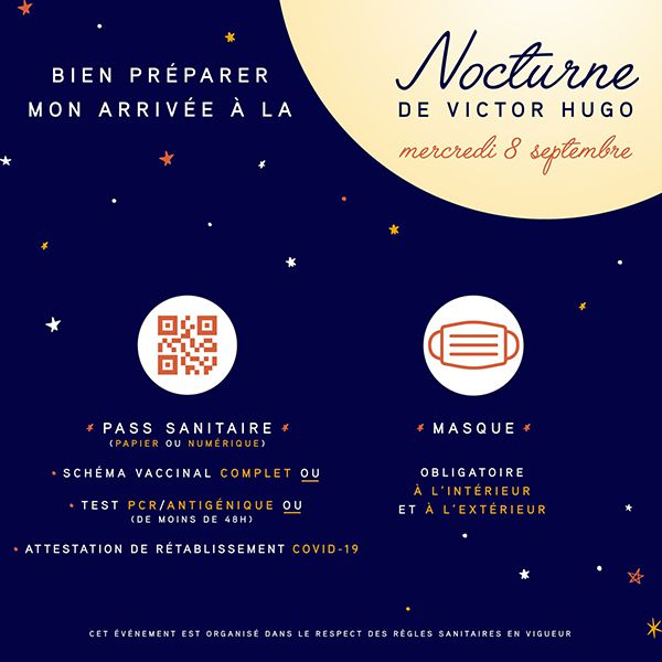 noctures victor hugo toulouse mesures sanitaires