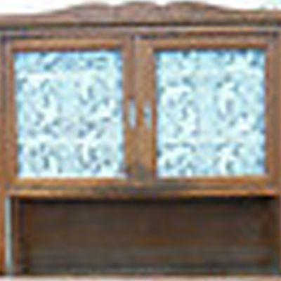 relookage de meubl destiné à la déchetterie