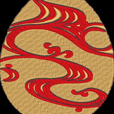 Œuf dragon japonais