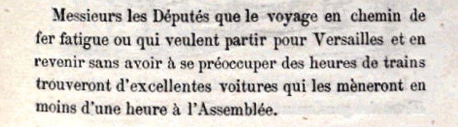 """Fiacres et voitures de remise de la """"Compagnie Générale des Voitures """"  Partie 1"""
