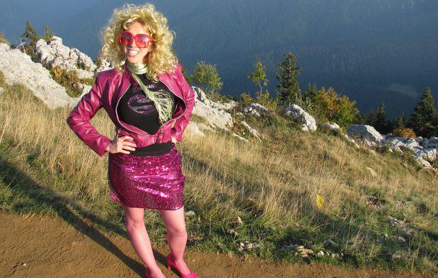 Une blonde au Charmant Som - 24 septembre 2009