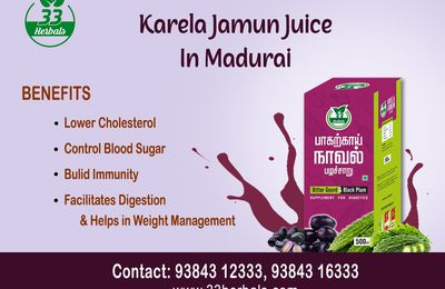 Do You Know The Reason For Why Should We Drink Karela Jamun Juice??...