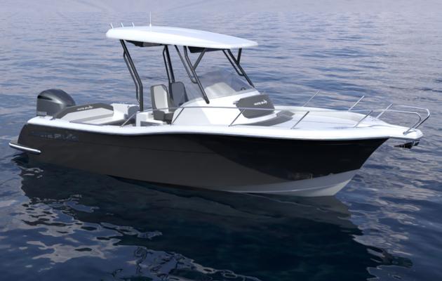 La marque White Shark annonce le lancement du 240 Sport Cabin