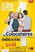 LES COLOCATAIRES - Saison 6 - Comédie de Paris