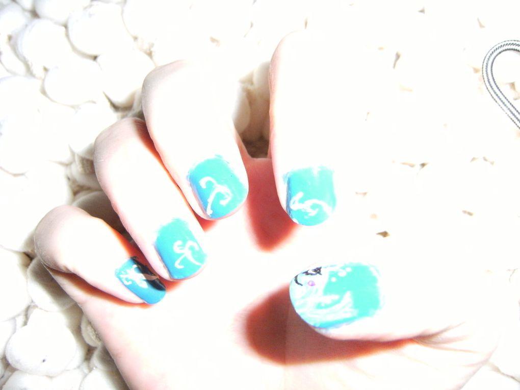 Album - Nail-art-main