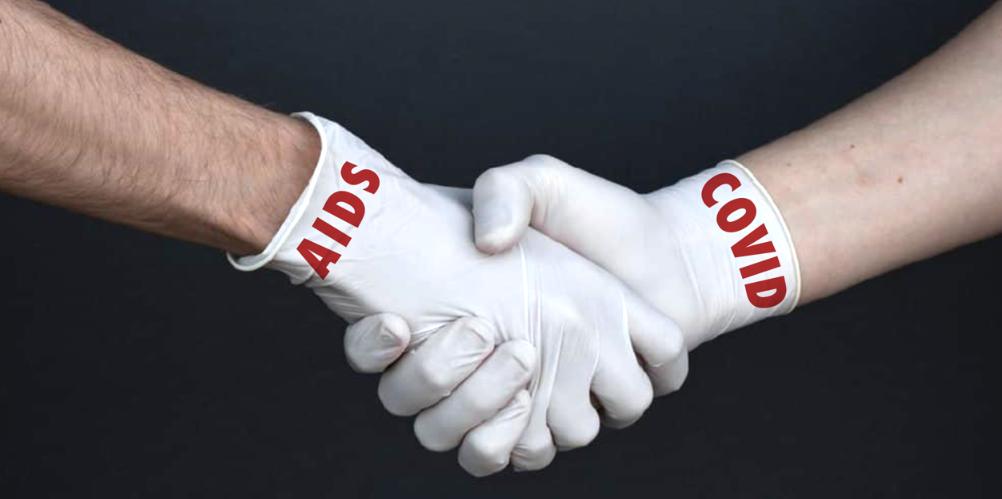 ¿Es el VIH al sida lo que el Sars-Cov-2 es al Covid?