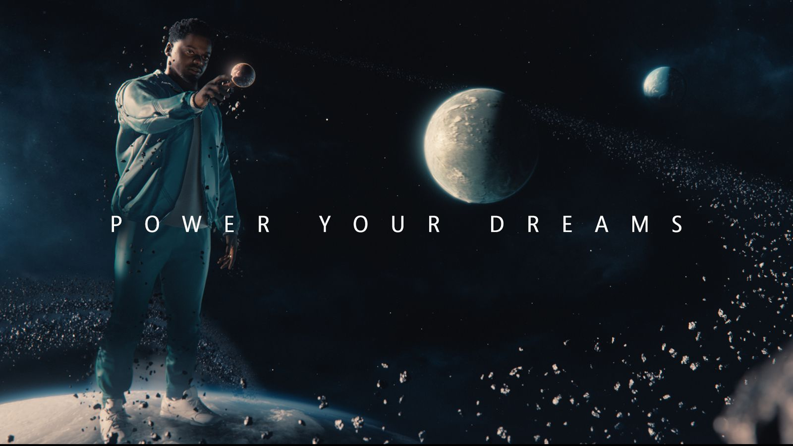 "[ACTUALITE] Xbox Series S et X - ""Power Your Dreams"" la campagne Xbox de nouvelle génération"