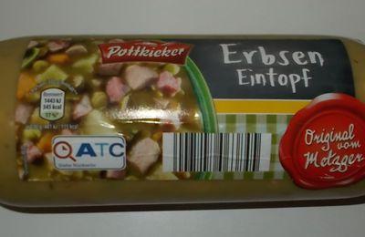 Aldi Pottkieker Erbsen Eintopf
