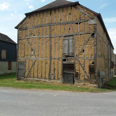 Randonnée du 9 mai à Chaumont-Porcien avec Claudine