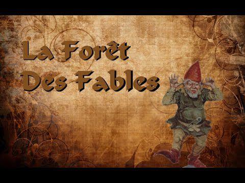 La Forêt Des Fables - les lutins...