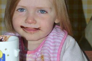 Petite photo du matin...chocolat