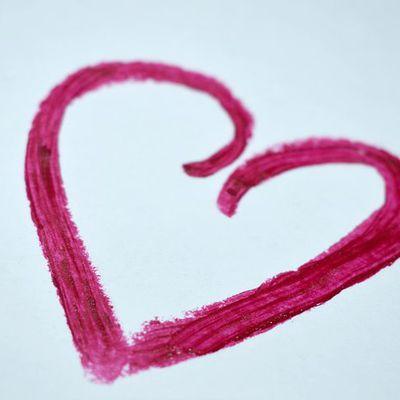 Des marques sur le cœur...