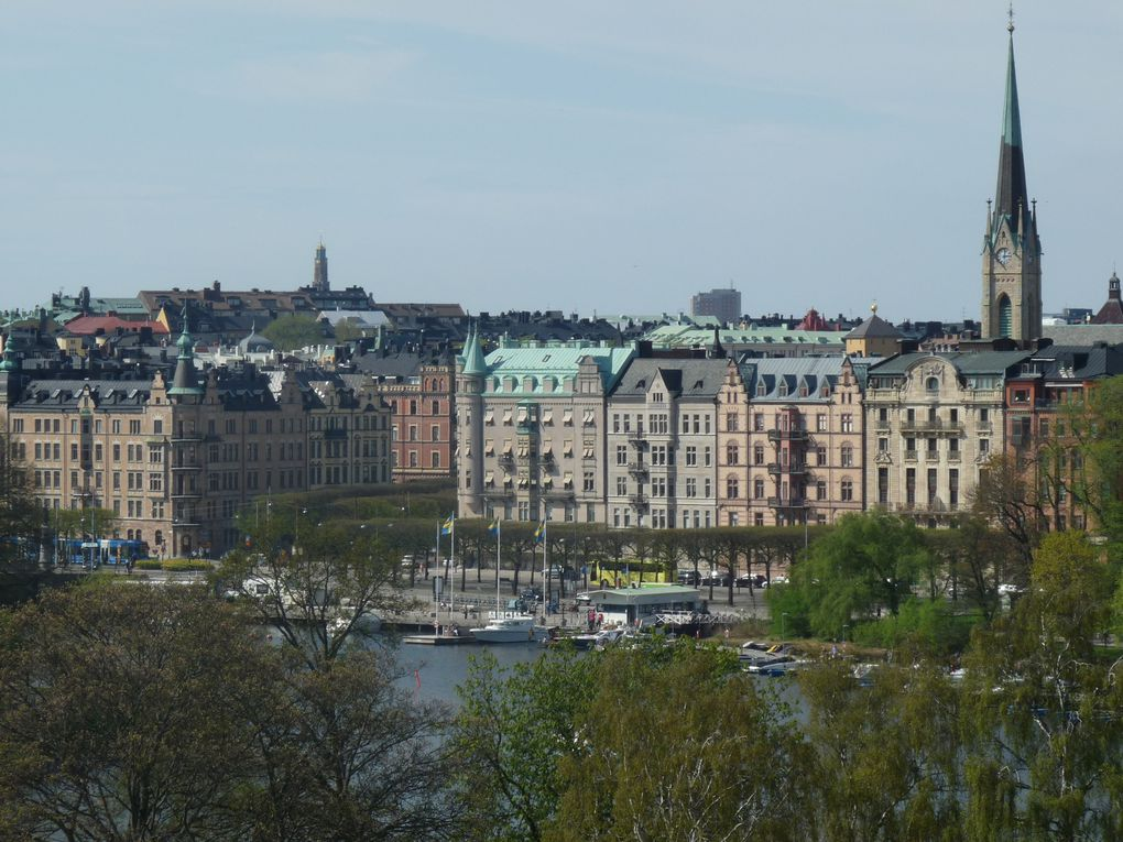 UN WEEK END OU ? A STOCKHOLM.