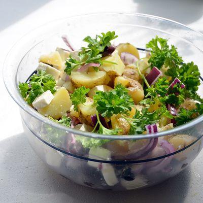 30 salades préparées avec le cookeo