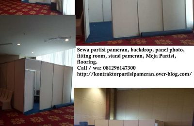 Sewa Fitting Room, Partisi R8