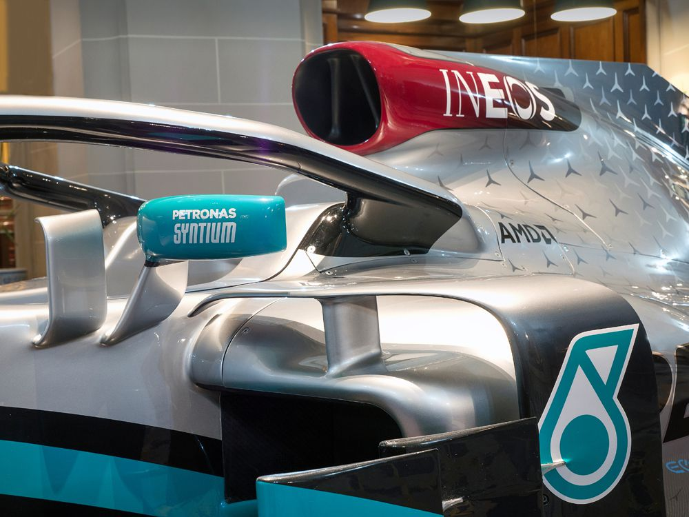 INEOS fait une arrivée remarquée chez Mercedes