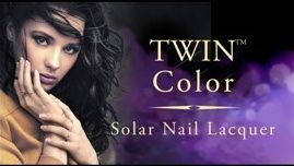 Vernis Solar Twin Color made in USA, les tests !