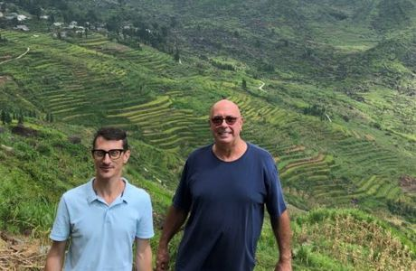 PHOTOS & VIDEOS | Michel et Armand en inspection au Vietnam (Sept 2019)