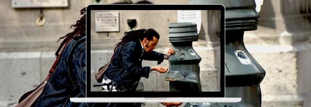 Paris une fontaine pour se rafraîchir