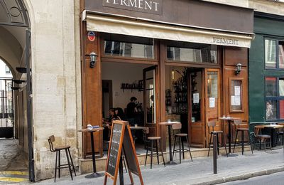 Ferment (Paris 9) : Cuisine vivante et joyeuse