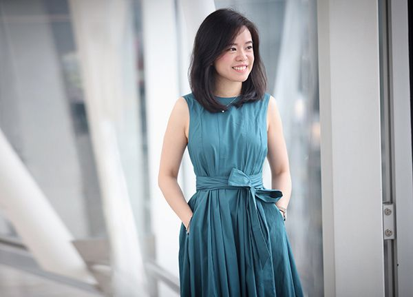 Maggie Wong Directrice Régionale Cathay Pacific Europe Sud