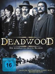 DEADWOOD  (Saisons 1,2,3)