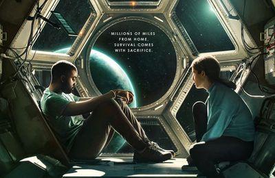 Le Passager N°4 (Netflix) de Joe Penna avec Anna Kendrick, Daniel Dae Kim, Toni Collette et Shamier Anderson.