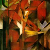 Franz Marc - Animaux - LANKAART